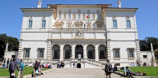 Le faste de la Villa Borghese. (Photo DR)