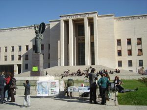 L'université Sapienza