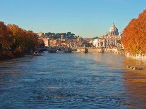 Rome en automne