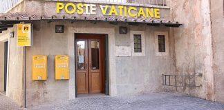 bureau de la poste Vaticane