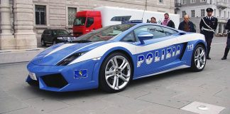 Lamborghini rome