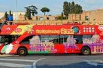 Les bus touristiques