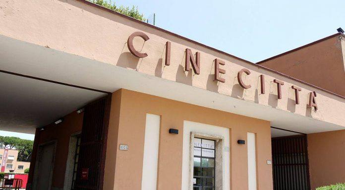 studios Cineccittà à Rome