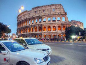 taxi rome