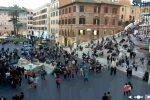 La Piazza di Spagna