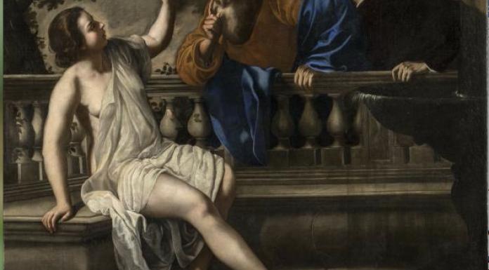L'exposition Artemisia Gentilschi.