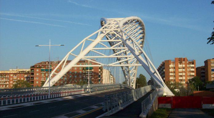 Ponte Cavalcavia Ostiense.