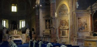 L'église San Pietro in Montorio.