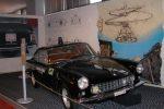 Découvrez le musée de l'automobile de la policeà Rome