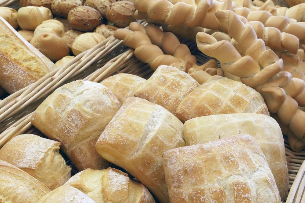 Le petit pain romain.
