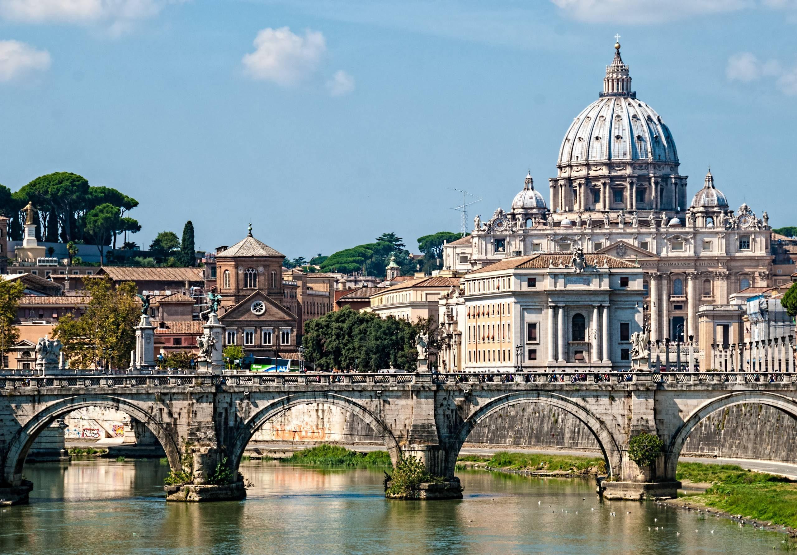 Un week-end à rome : le Vatican