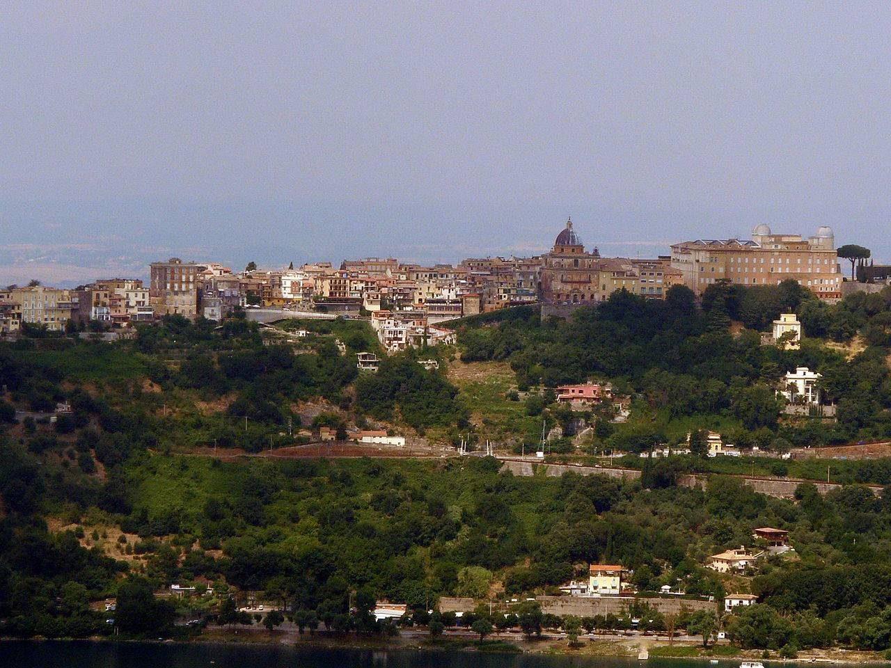 castelli romani castel gandolfo