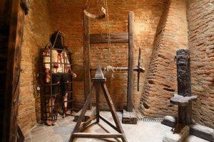 Musee de la criminologie rome.