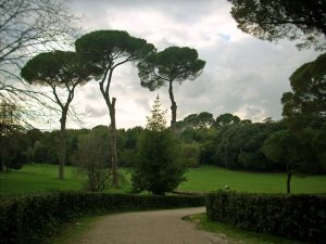 Villa_Ada_Rome pour jogging
