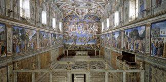 chapelle sixtine rome