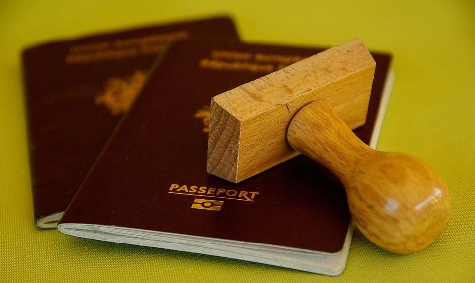 passeport francais