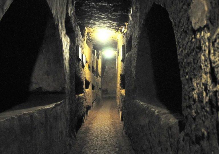 Catacombes : pourquoi visiter celles de Domitilla, à Rome?