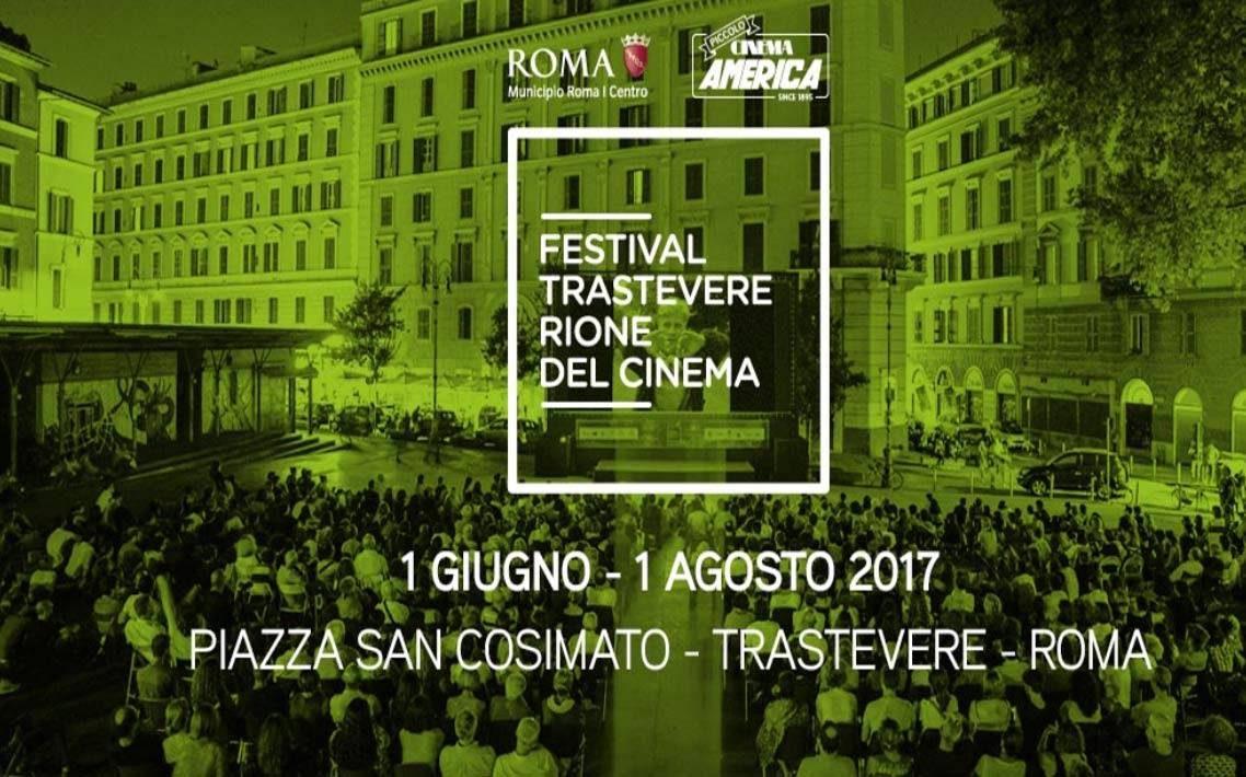 fête du cinéma trastevere rome