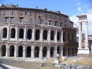 theatre de Marcellus a Rome