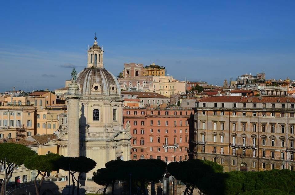 visites- rome ville eternelle