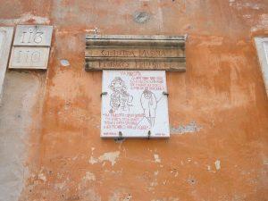 artistes via margutta Rome