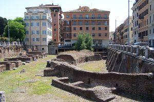 caserne gladiateurs rome