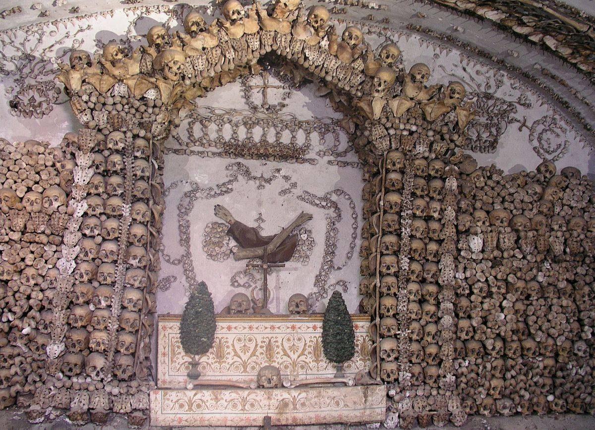 crypte des capucins rome