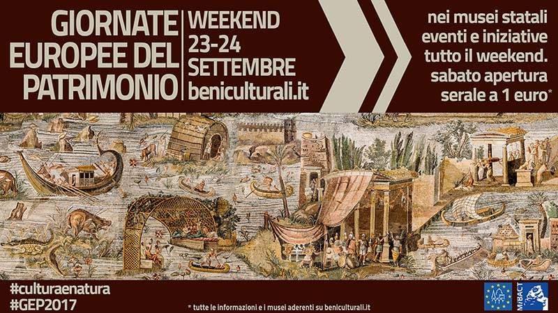 Journees Europeenes du Patrimoine Rome