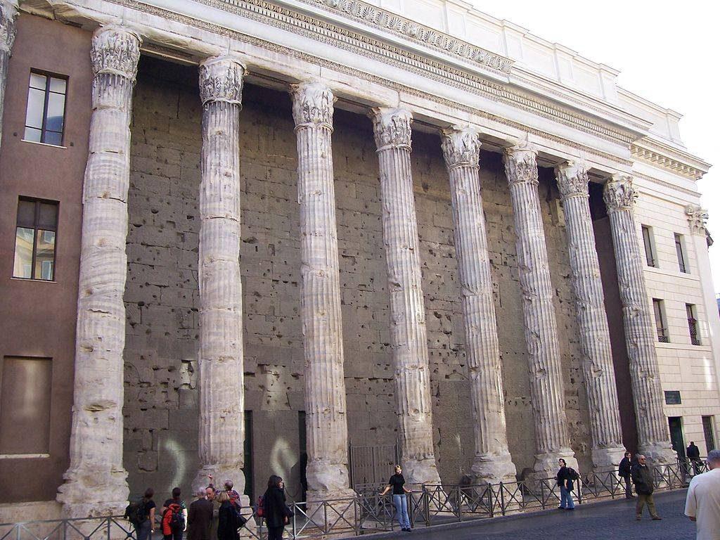 places rome di pietra