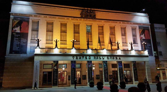 programme Teatro opera Rome