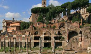 Astérix Forum Cesar Rome.