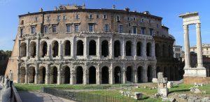 Astérix theatre de Marcellus Rome.