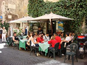 classement restaurant Rome.