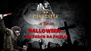 Halloween Cinecitta Rome