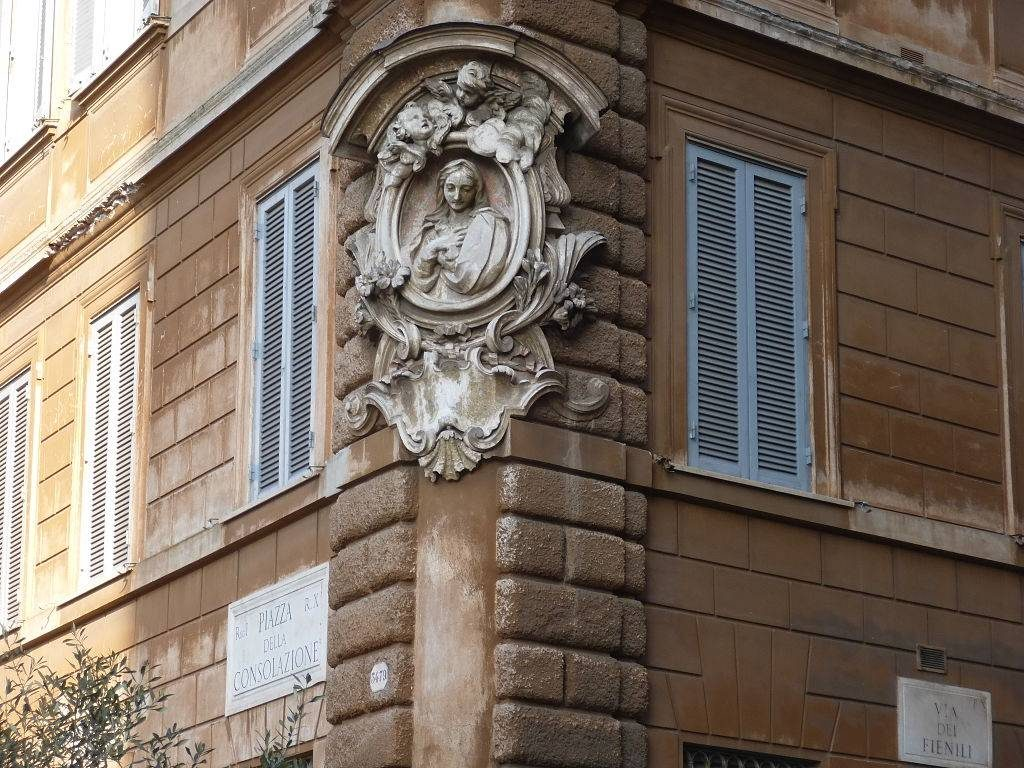 balade madonnelle rues Rome