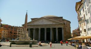 Un des obélisques de Rome.