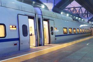 transfert gare rome