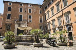 hôtel quartier Ghetto Rome.