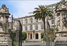 Palais Barberini galerie Rome