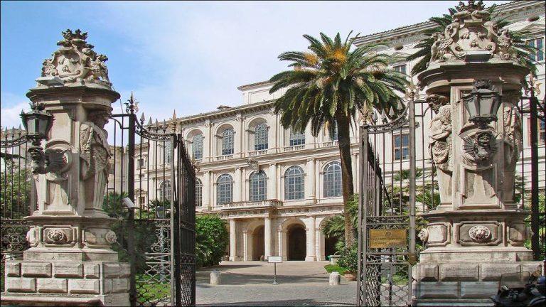 Le Palais Barberini, superbe joyau baroque de Rome