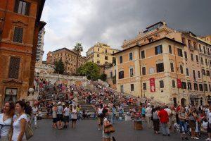 Rome Piazza_di_Spagna.