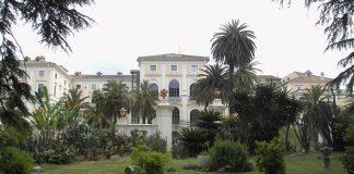 Trastevere jardin botanique villa Corsini