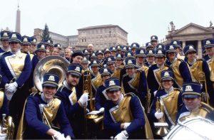 1er janvier parade Rome.