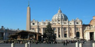 balade de Noël Rome Vatican