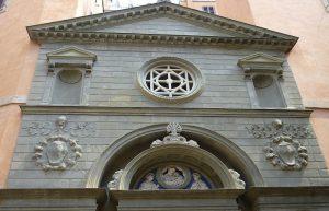 nativité Saint Yves des Bretons Rome