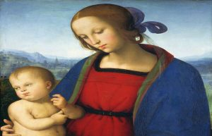 Nativité Le Pérugin Rome.