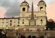 Tour de ville Rome piazza di Spagna.