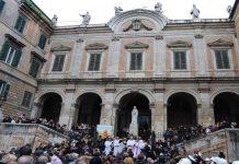 bénédiction des animaux Sant Eusebio Rome