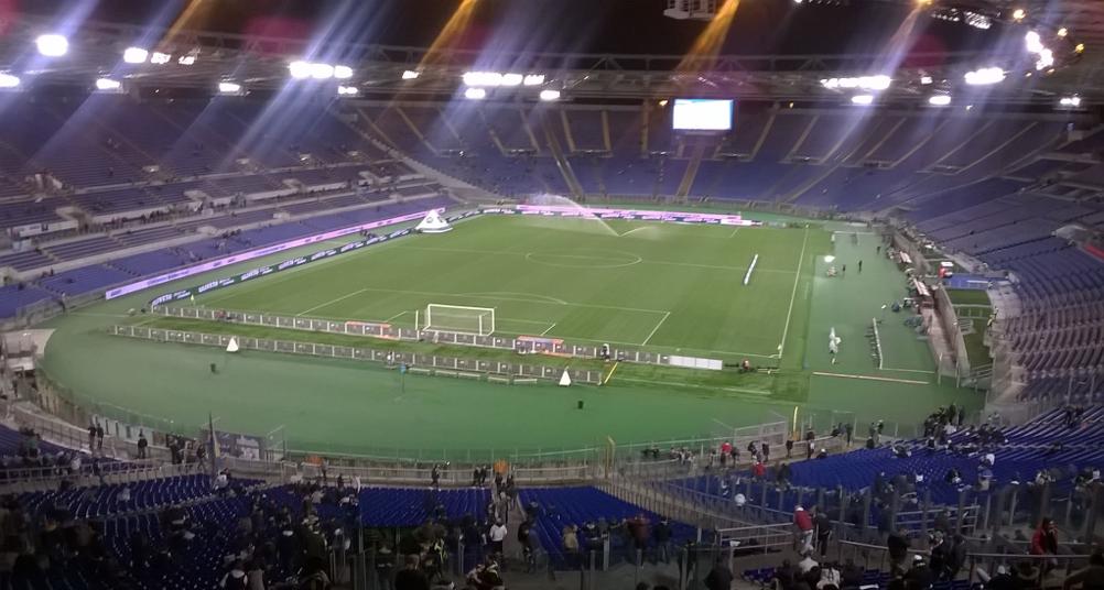 Football Stadio Olimpico Rome