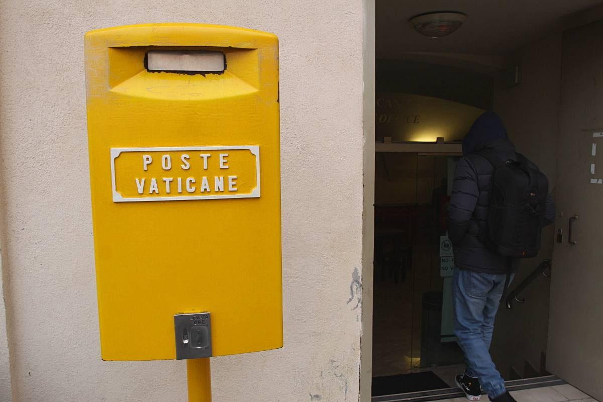 poste vatican